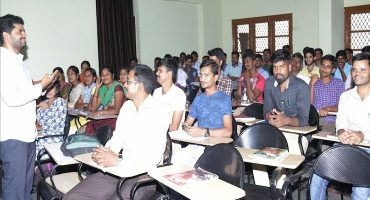 Interaction with Seniors